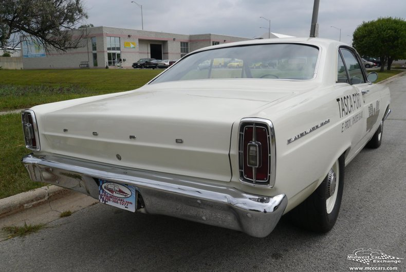 1966 ford fairlane 500 2 door hardtop