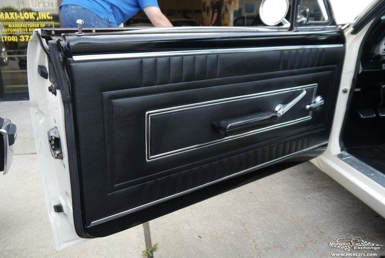 1966 ford fairlane 500 2 door hardtop