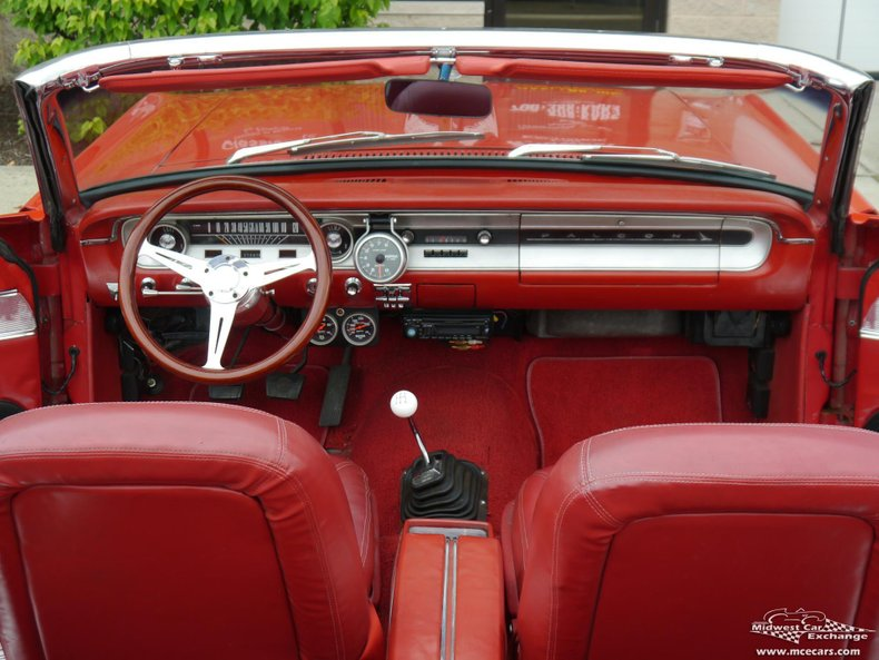 1964 ford falcon sprint convertible
