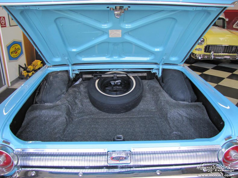1962 ford galaxie 500 xl 2 door hardtop