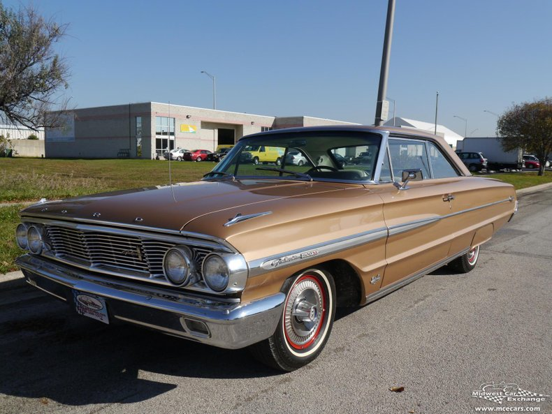 1964 ford galaxie 500 xl