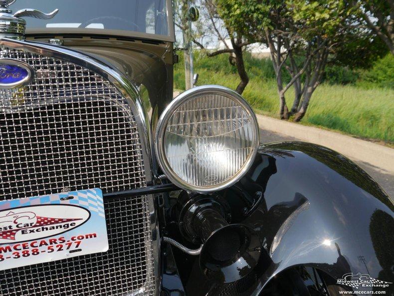 1929 ford model a tudor sedan