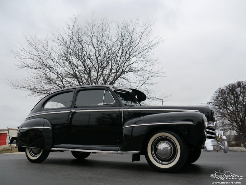1948 ford super deluxe 2 door sedan