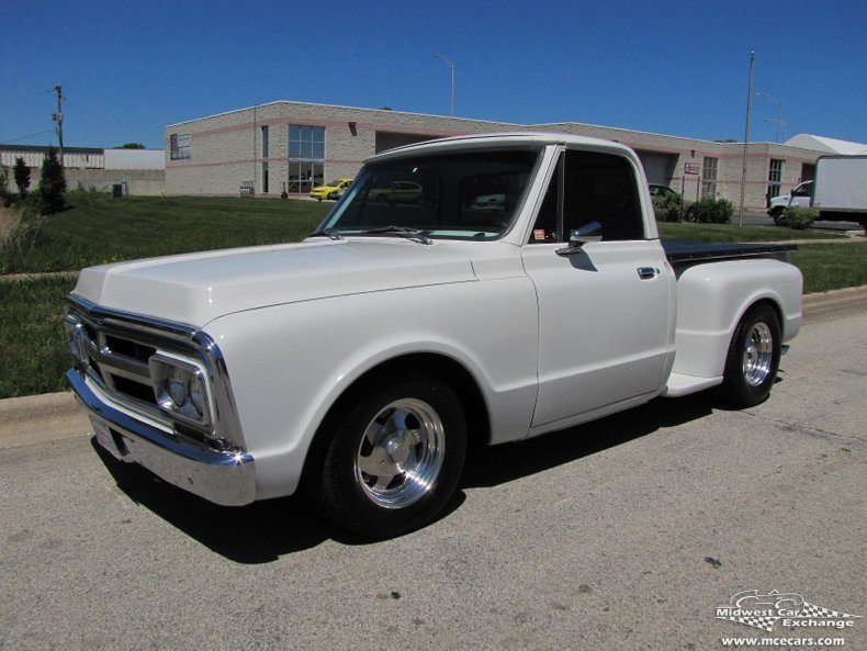 1970 Gmc Stepside 1/2 Ton Pickup