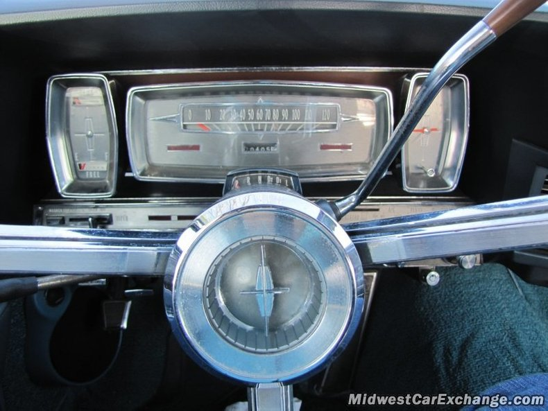 1963 lincoln continental mk ii
