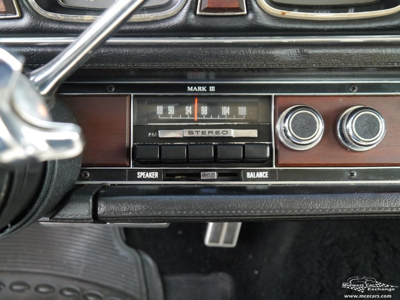 1971 lincoln continental mk 3