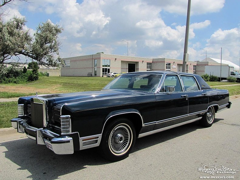 1979 Lincoln Continental | Midwest Car Exchange
