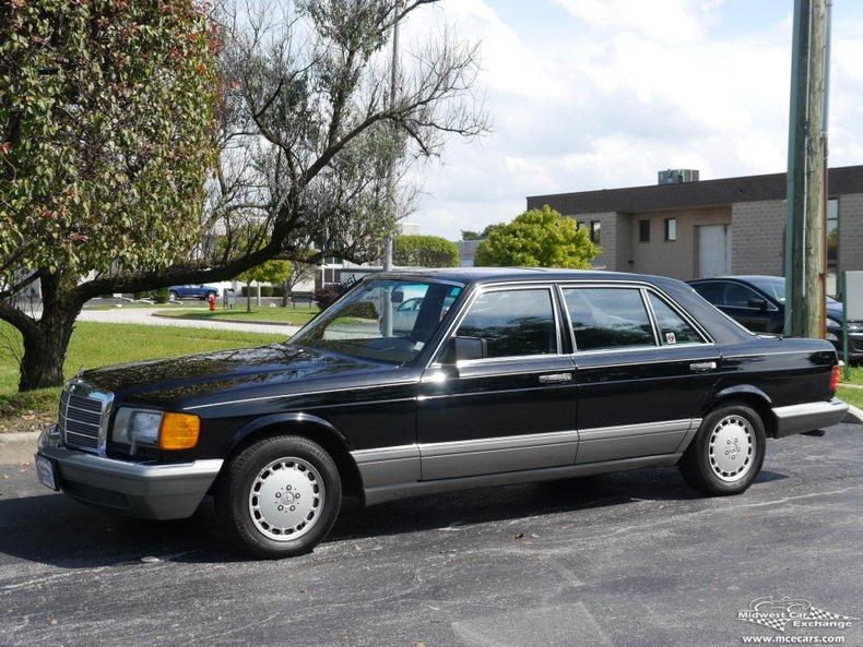 1988 Mercedes Benz 300