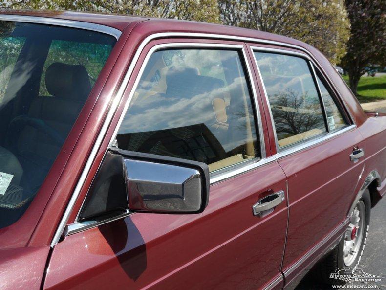 1985 mercedes benz 300 sd