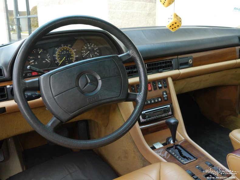 1985 mercedes benz 300 sd
