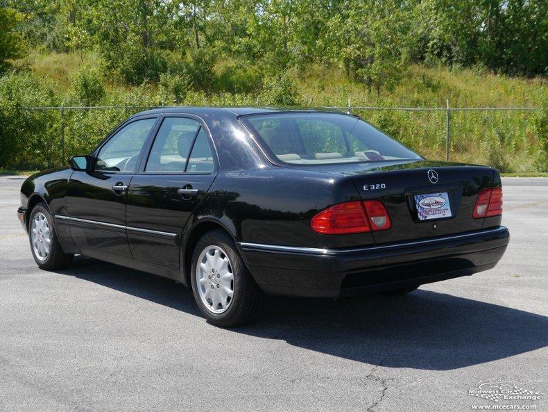 1998 mercedes benz e320