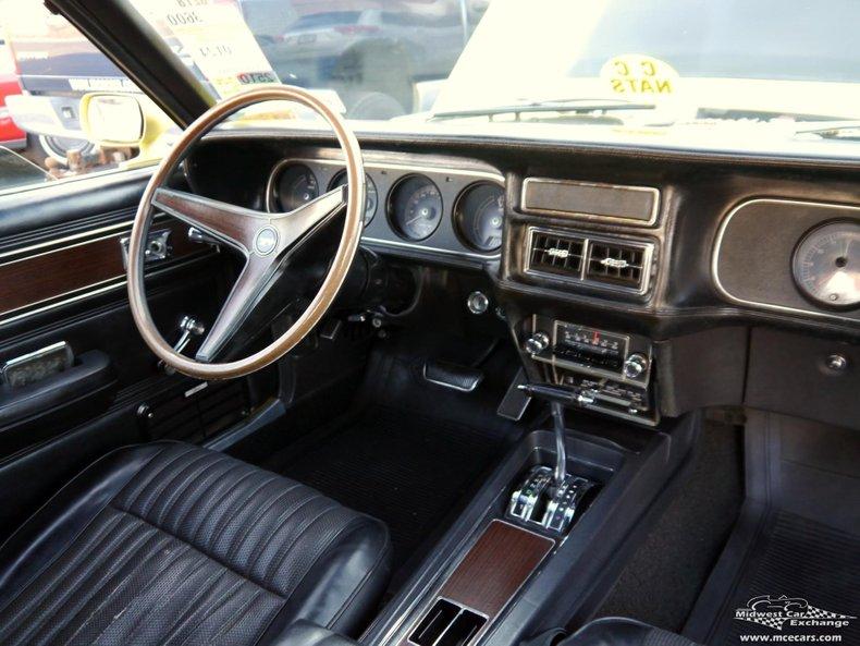 1969 mercury cougar eliminator