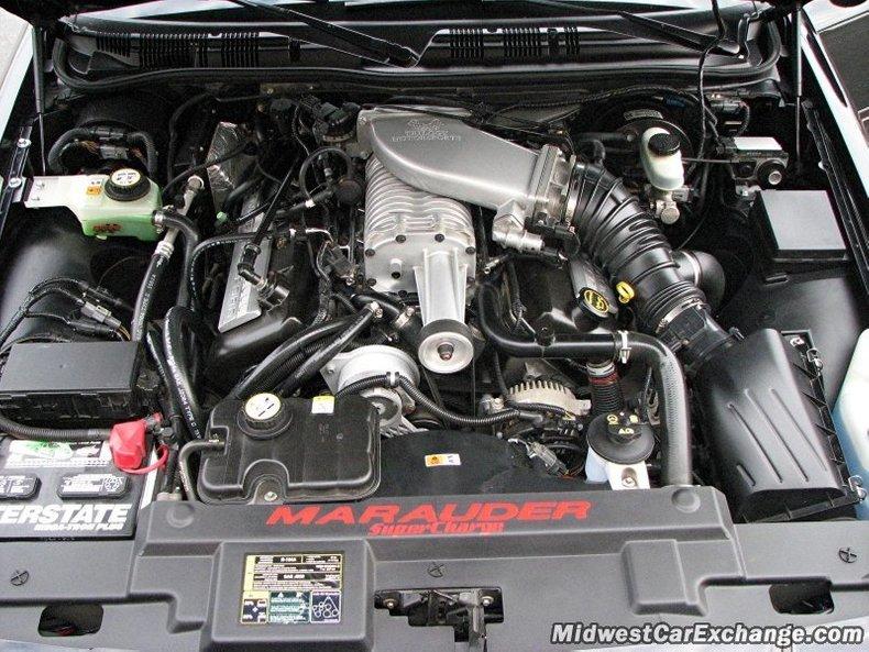 2003 mercury marauder supercharged