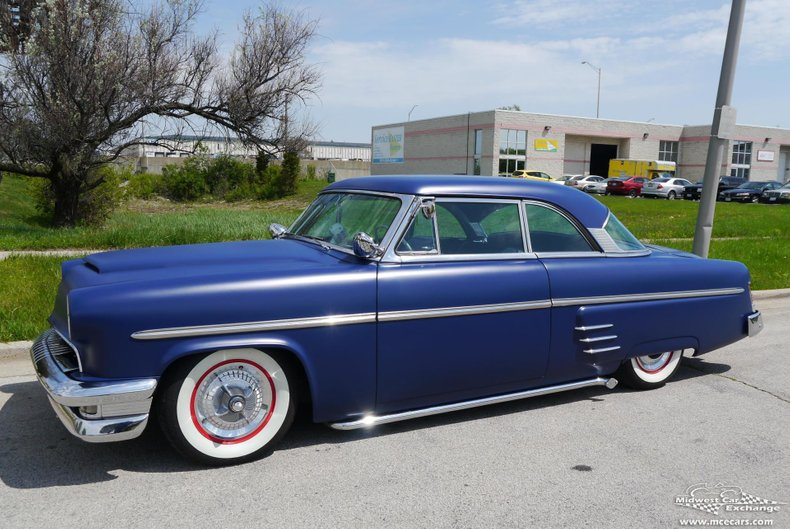 1954 mercury monterey custom 2 door hardtop