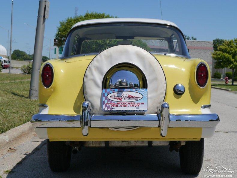 1959 nash metropolitan model 562
