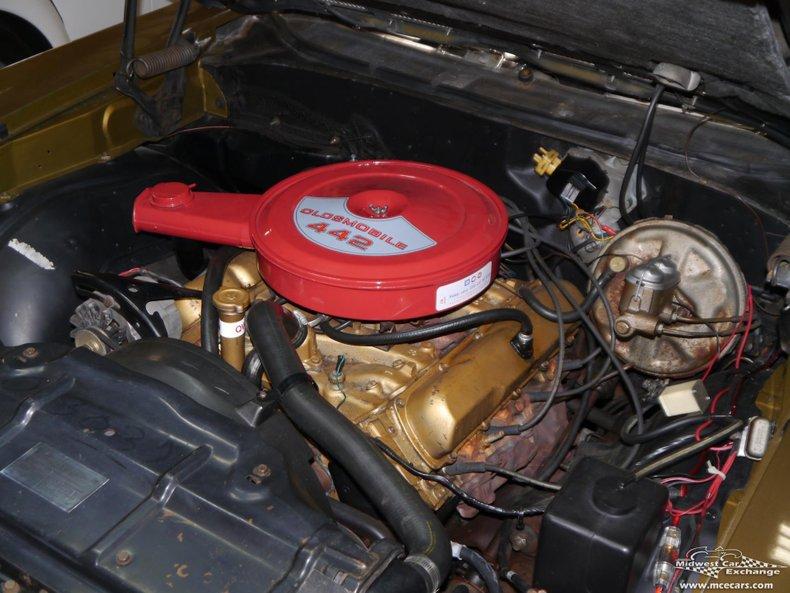 1969 Oldsmobile 442 | Midwest Car Exchange