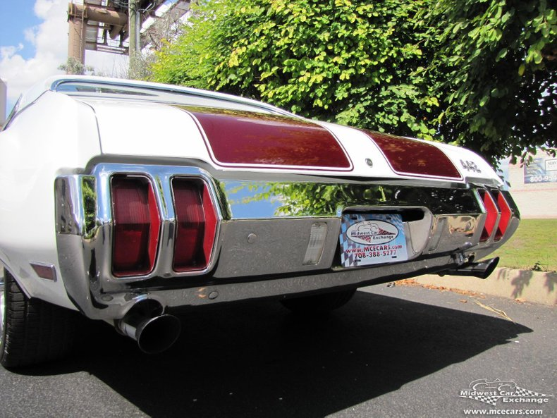 1970 oldsmobile 442 hard top