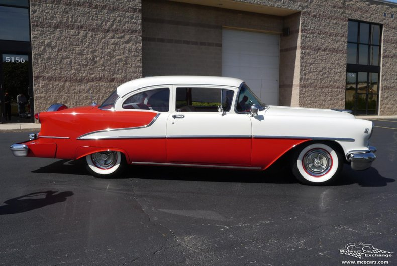1955 Oldsmobile 88 | Midwest Car Exchange