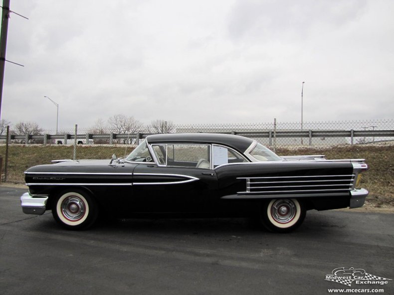1958 oldsmobile 88 holiday hardtop coupe 2 door