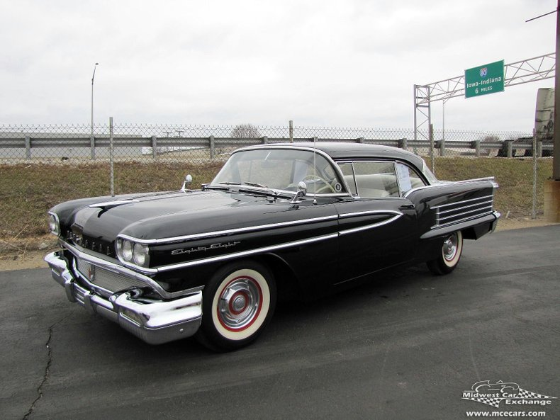 1958 Oldsmobile 88 Holiday Hardtop Coupe