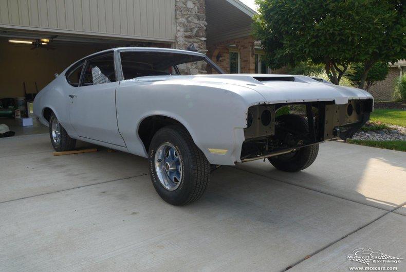 1970 oldsmobile cutlass f85 coupe
