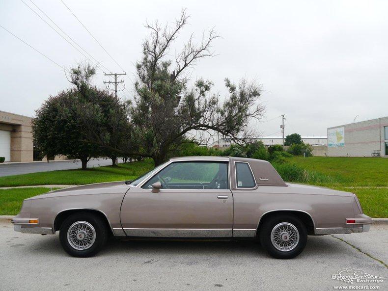 1984 oldsmobile cutlass supreme