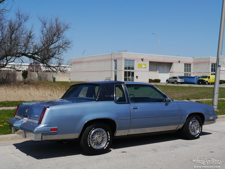 1985 Oldsmobile Cutlass Supreme | Midwest Car Exchange