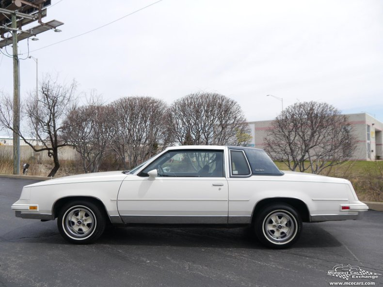 1986 oldsmobile cutlass supreme