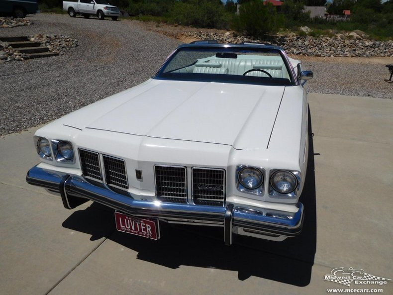 1975 oldsmobile delta 88 royale convertible