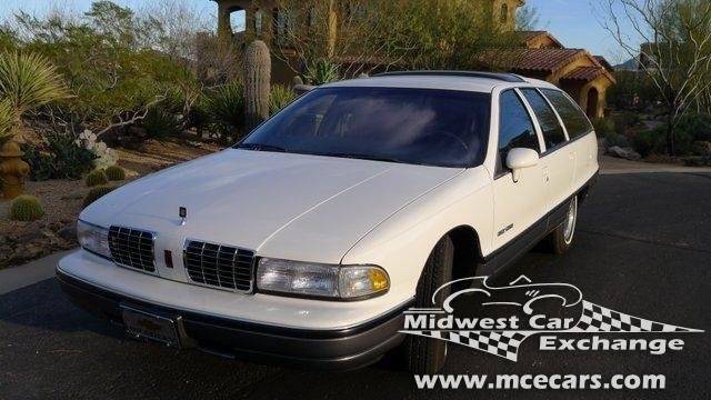 1992 oldsmobile vista cruiser custom cruiser wagon