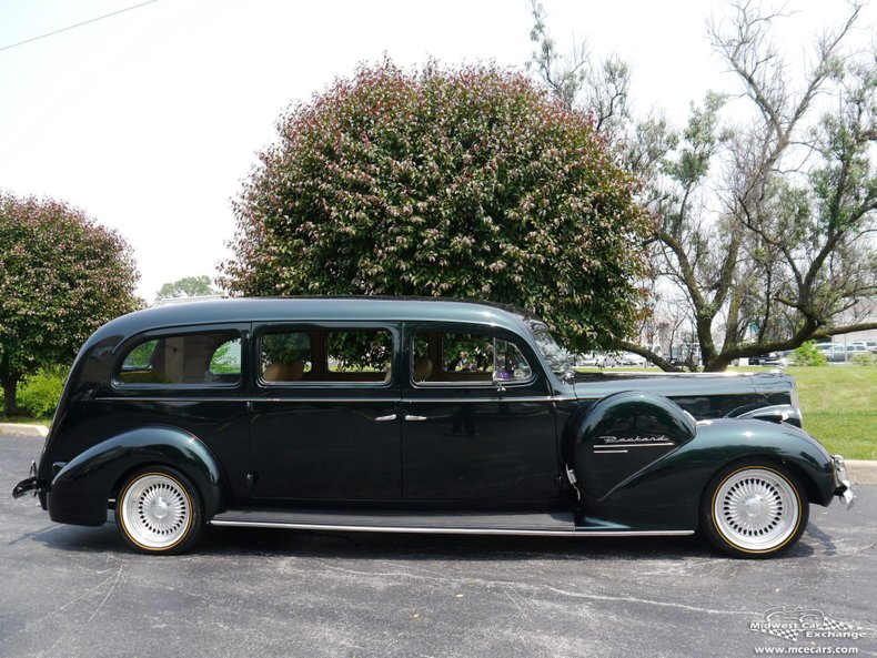 1940 Packard 180 Touring