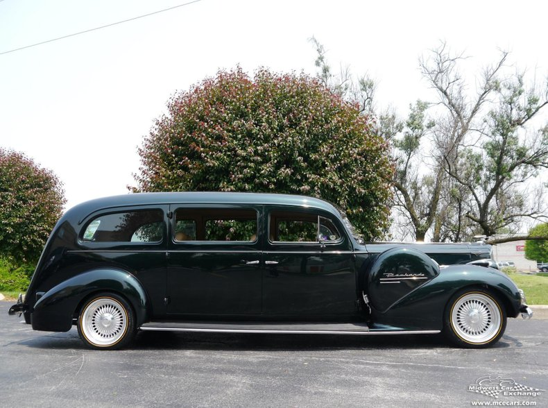 1940 packard 180 touring custom resto mod