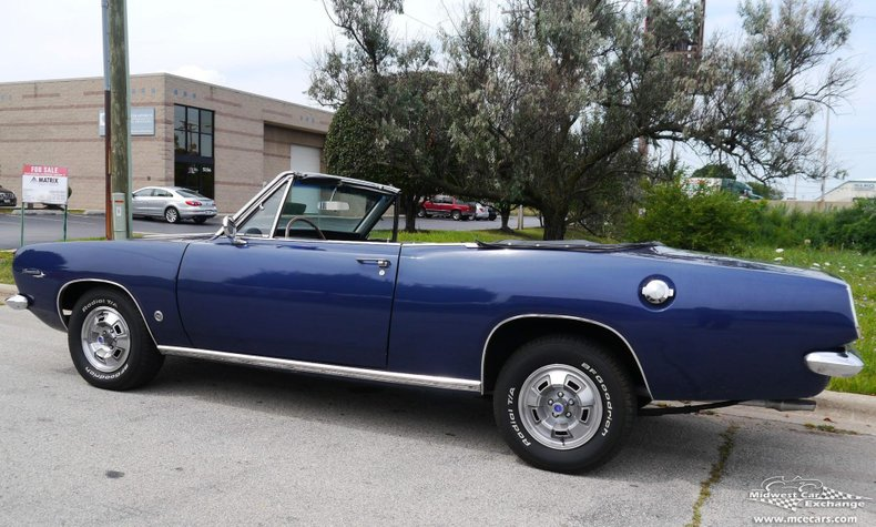 1967 plymouth barracuda s convertible s