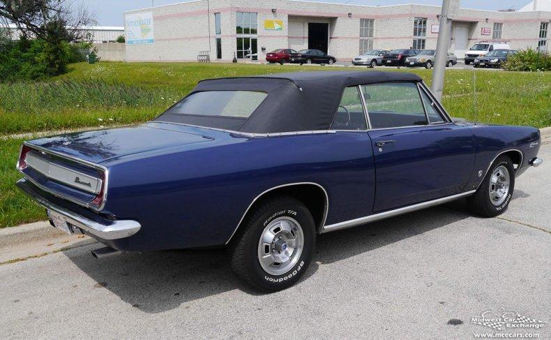 1967 plymouth barracuda s convertible s