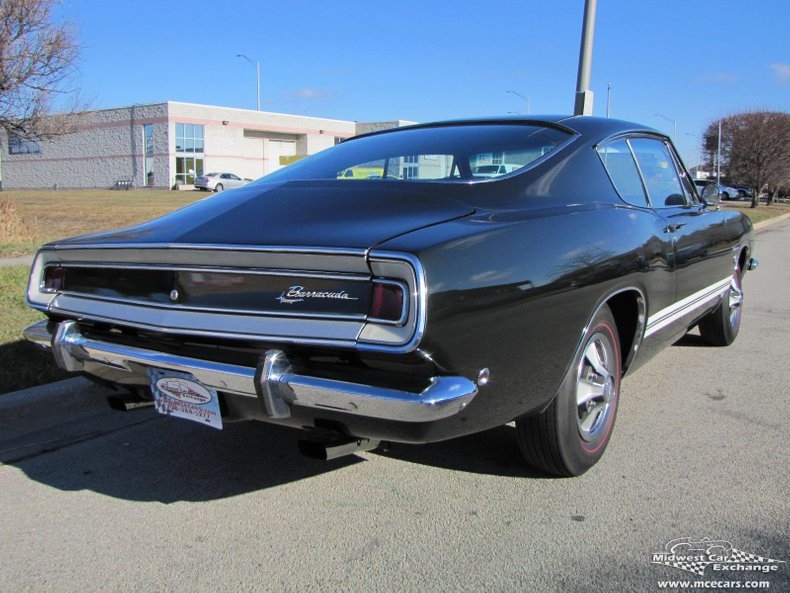 1968 plymouth barracuda formula s