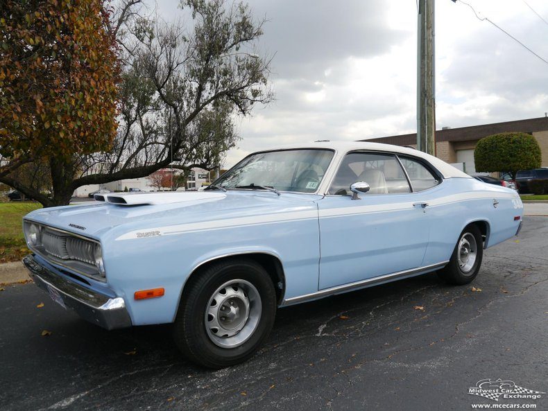 1972 plymouth duster 340