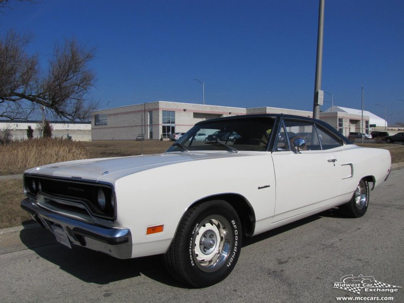 1970 plymouth sport satellite hardtop 2 door
