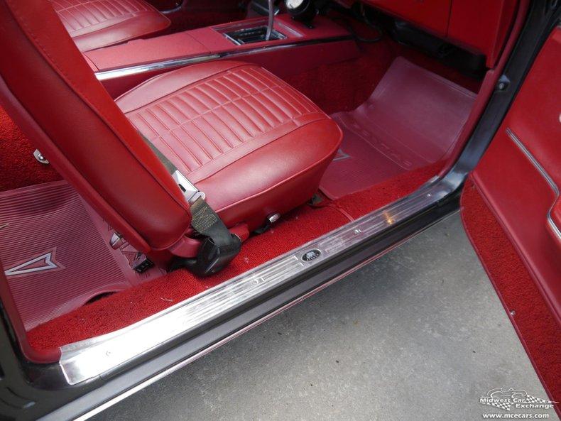 1967 pontiac firebird convertible