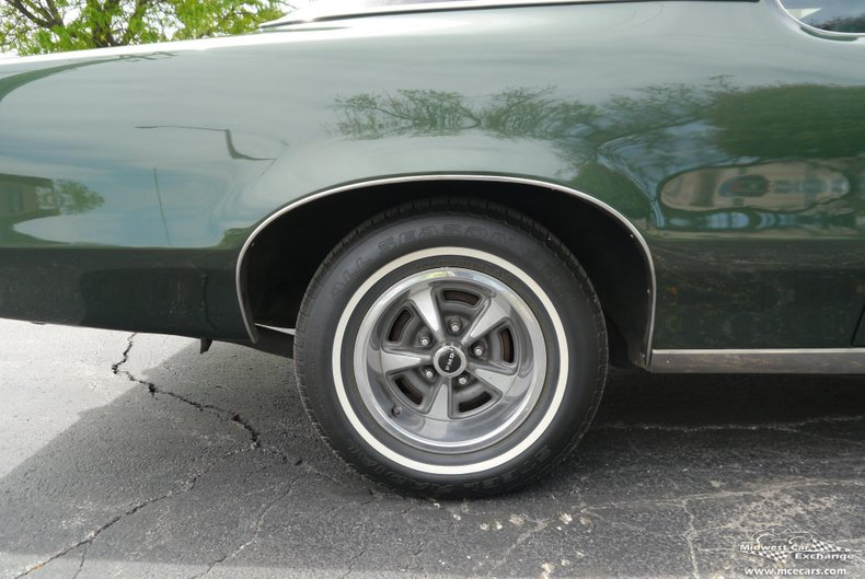 1969 pontiac grand prix j hard top coupe