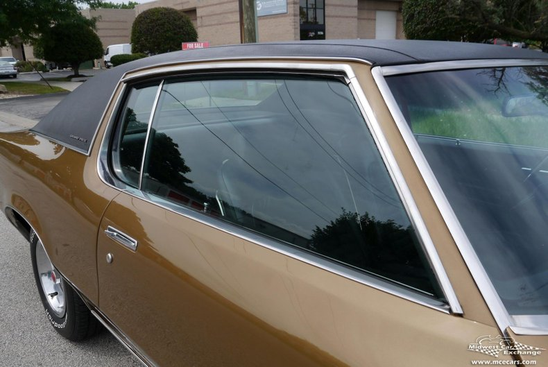 1970 pontiac grand prix j hard top coupe