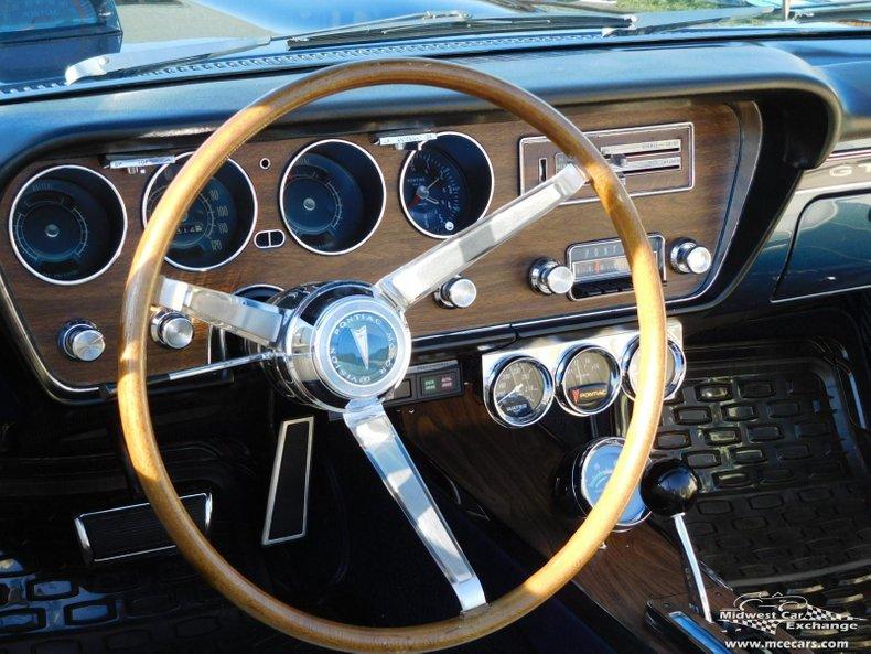 1967 pontiac gto convertible