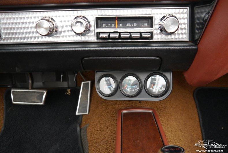 1971 pontiac gto convertible