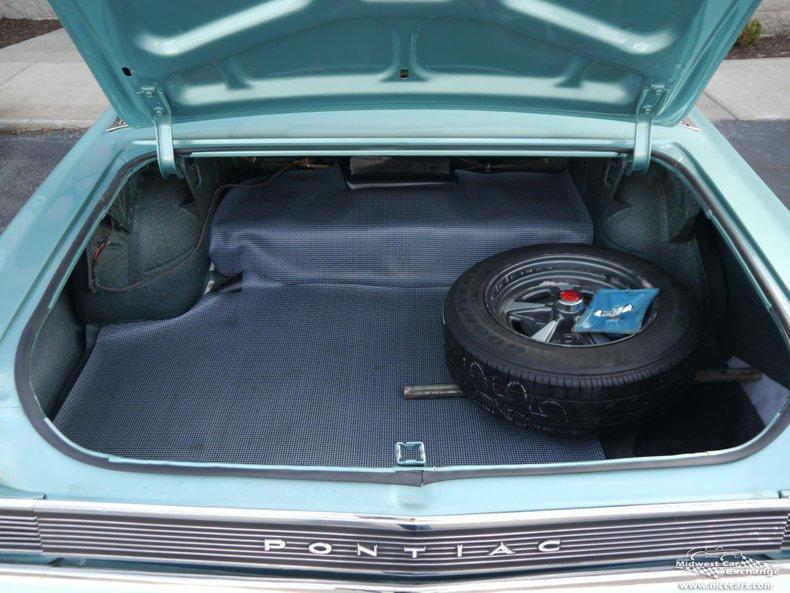 1965 pontiac lemans gto convertible