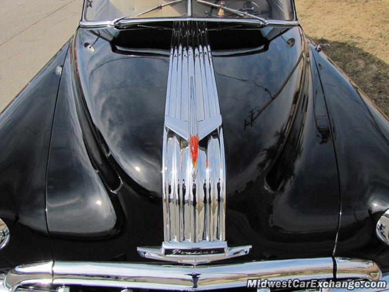 1950 pontiac streamliner eight deluxe