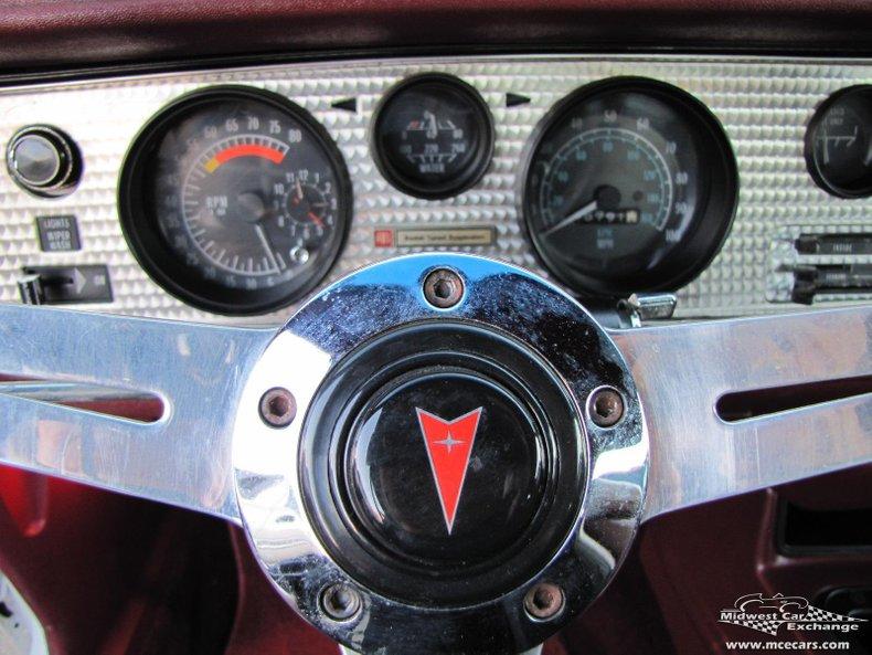 1975 pontiac trans am l75 455 ho