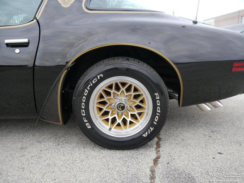 1979 pontiac trans am y84 special edition