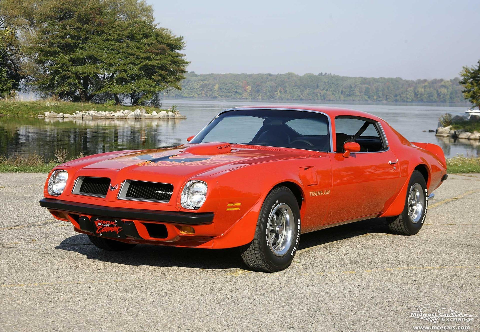 1974 pontiac trans am sd super duty 4 speed
