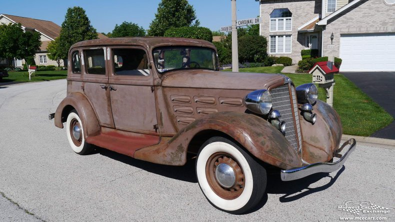 1934 reo flying cloud deluxe sedan