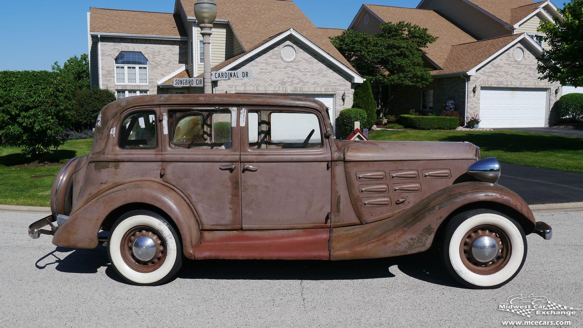 1934 Reo Flying Cloud | Midwest Car Exchange