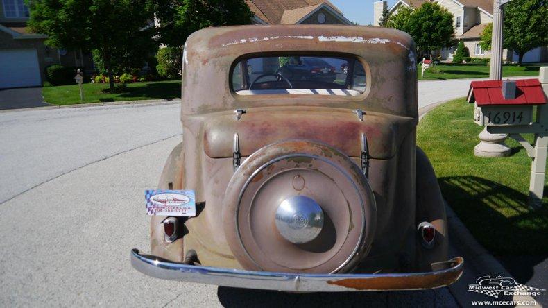 1934 reo flying cloud deluxe sedan